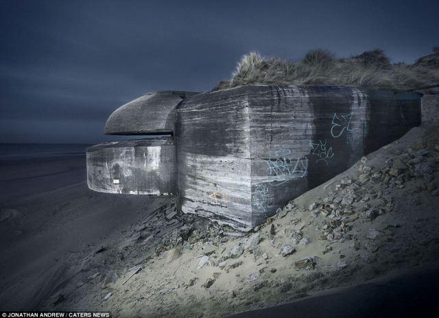Красота старых бункеров