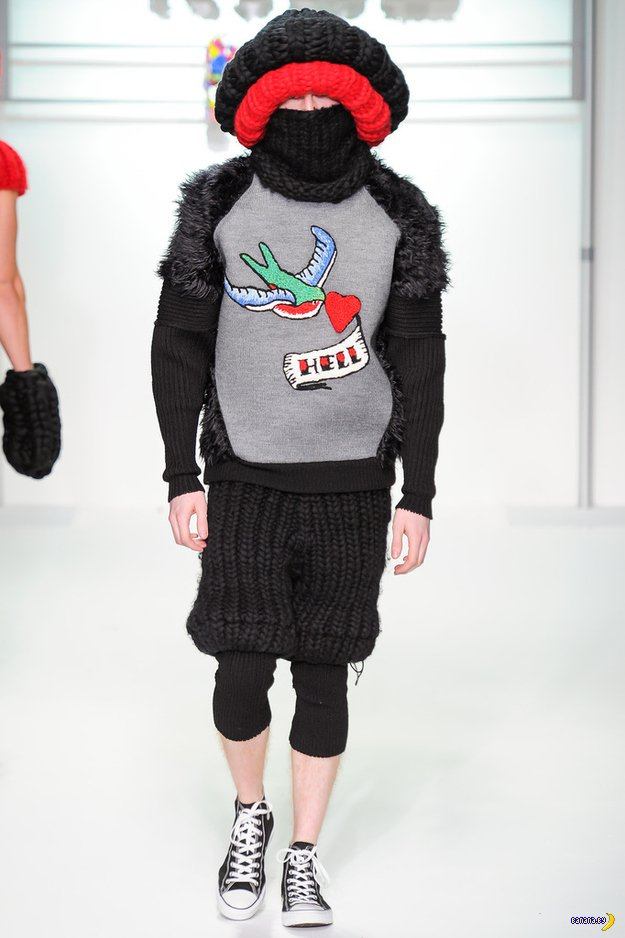 10 лучших мужских нарядов с Лондонской Недели Моды