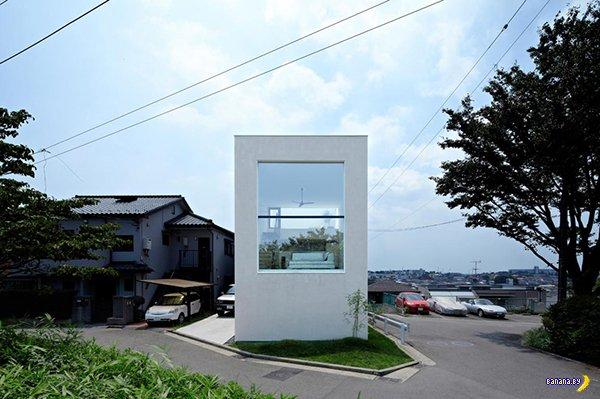 Японский компактный минимализм