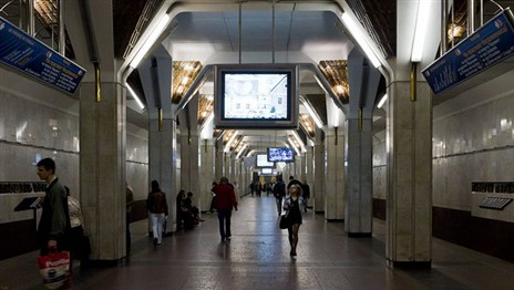 Милиция установила всех участников избиения инвалида в метро