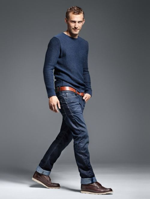 Как одеваться в 40 мужчинам стильно