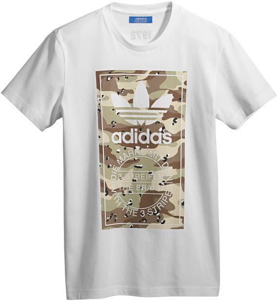 Камуфляжный пак от Adidas, весна/лето 2013