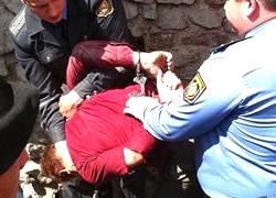 Жена минского «стрелка»: Его скрутили, он вырвался, полетели пули