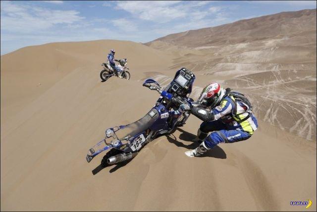 Фотографии с ралли Dakar 2013