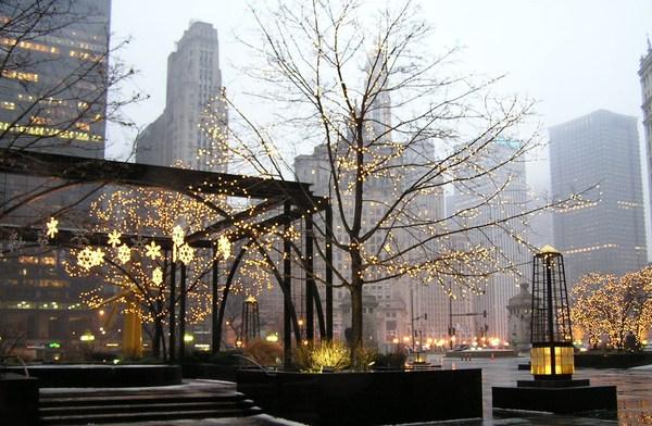 Шикарные фото Чикаго