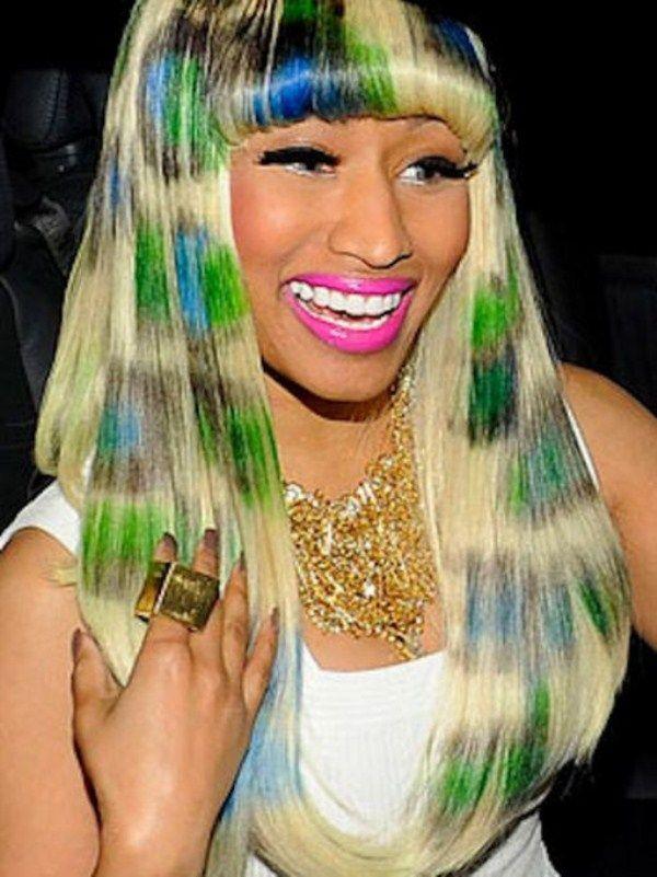 ������������ �� ������ Nicki Minaj