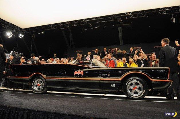 Автомобили с аукциона Barrett-Jackson