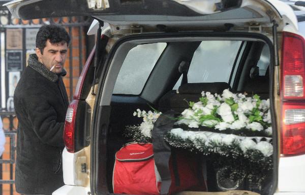 Похороны деда Хасана