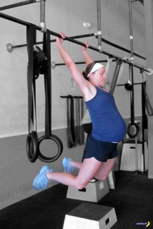 Особенности фитнеса для беременных 66