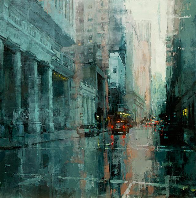 Картины Джереми Манна