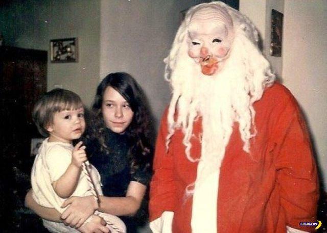 Странные фото, странные люди...