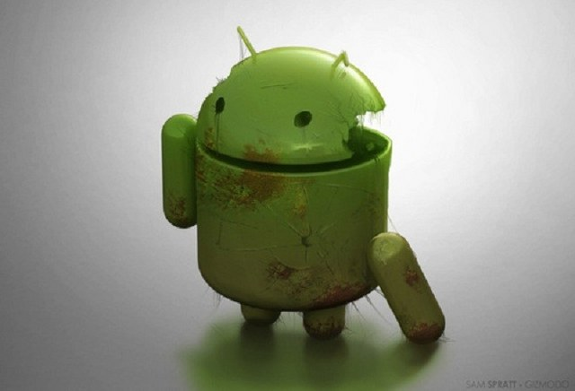 ������: Android ��������� ��������� ������