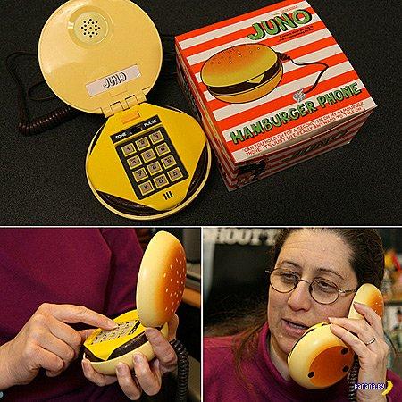 12 самых странных проводных телефонов