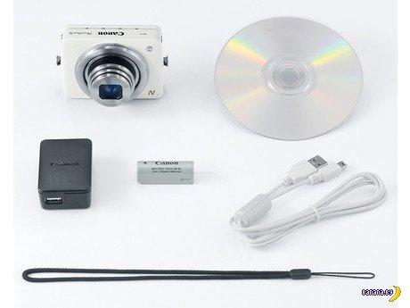 CanonPowerShot N - социальный фотоаппарат