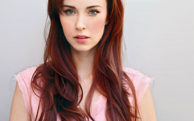 рыжие иностранные актрисы фото