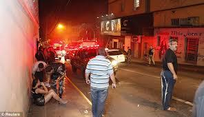 В результате пожара в бразильском клубе погибли 245 человек: новые подробности