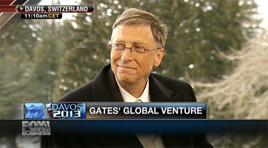 Билл Гейтс: Windows 8 — это основа для будущего