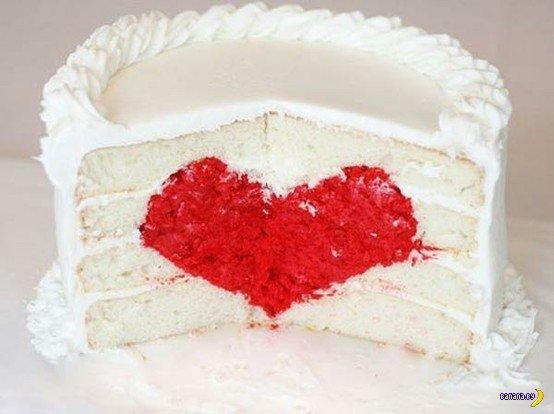 Съедобные идеи ко Дню Святого Валентина