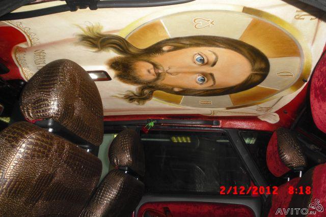 Апгрейд божественной защиты в авто