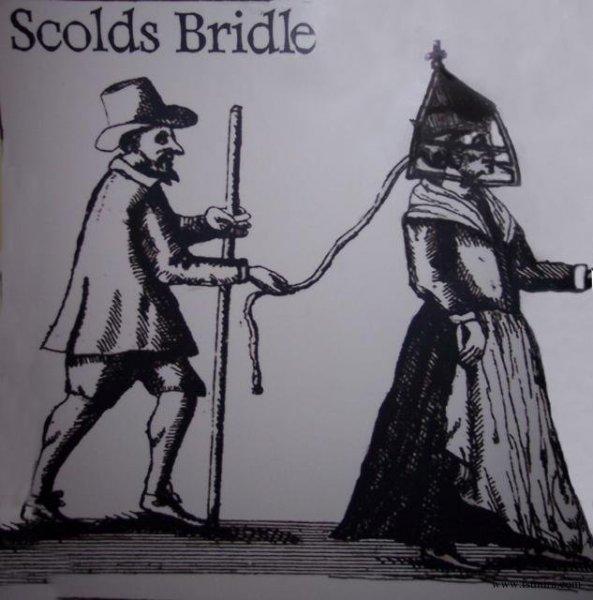 Средневековый прибор против женской болтовни
