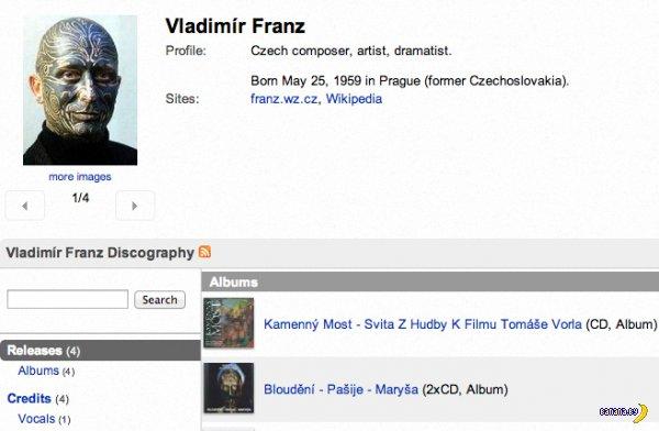 Владимир Франц - кандидат в президенты Чехии