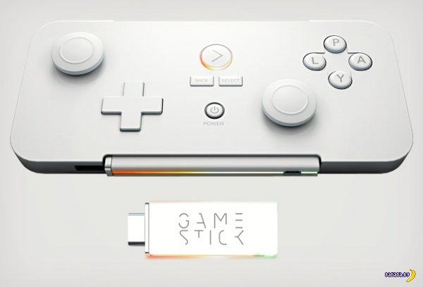 Новая консоль GameStick