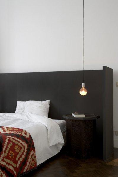 Самые стильные спальни 2012