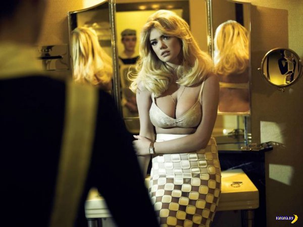 Kate Upton для январского V Magazine