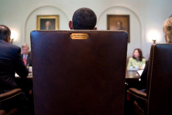 Лучшие фото с Бараком Обамой