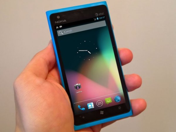 Разброд и шатания в стане Nokia