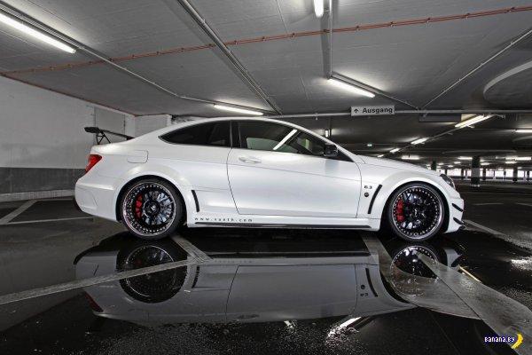 Mercedes C63 AMG Coupé Black Series