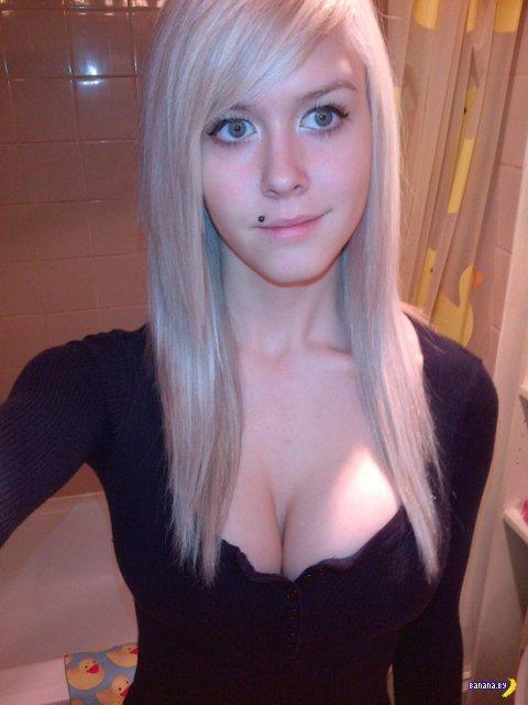 Только блондинки!