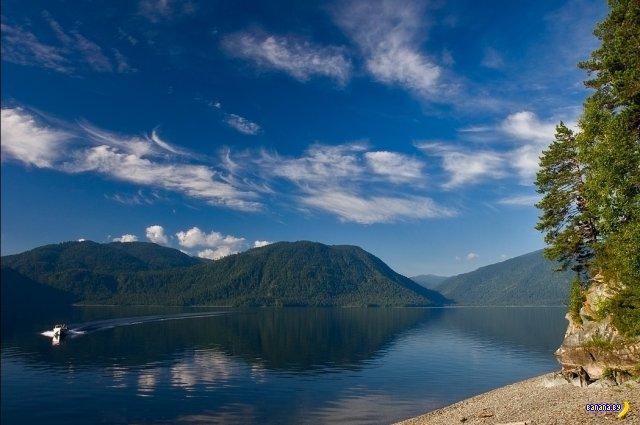В строительство Горнолыжного Комплекса на Телецком озере уже вложено 70 млн рублей