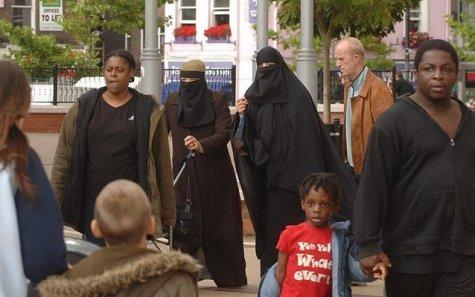 Белые британцы стали меньшинством