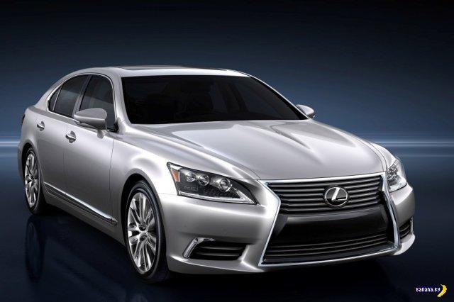 В рамках автовыставки в Детройте ожидается презентация новой линейки Lexus