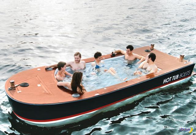 Кораблик-ванна