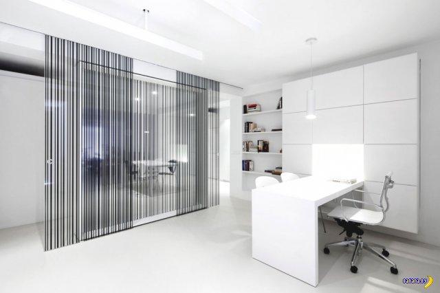 Монохромная квартира в Испании
