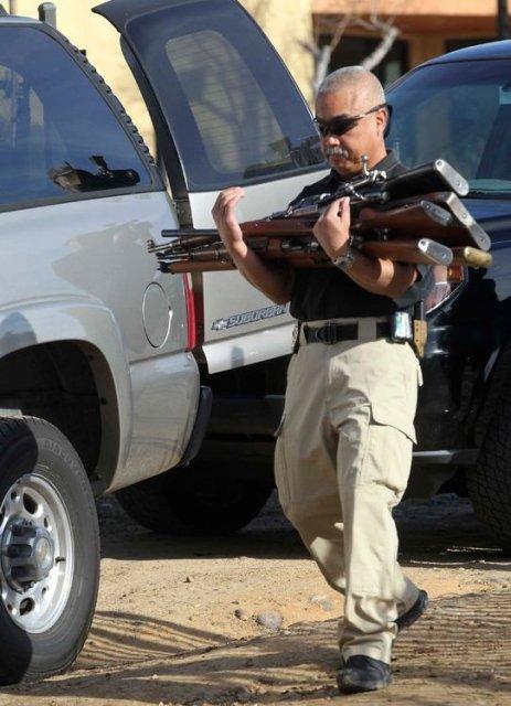 Соединенные Штаты Огнестрельного Оружия