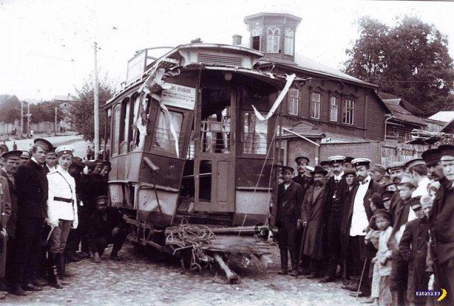 Хроника пикирующего трамвая