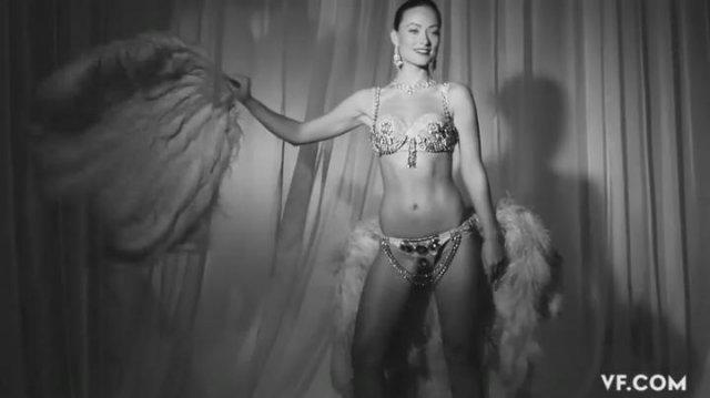 Оливия Уайльд в Vanity Fair