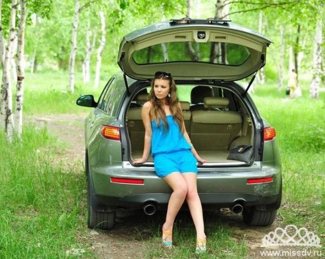 Фото с интернет-конкурса Мисс Дальний Восток