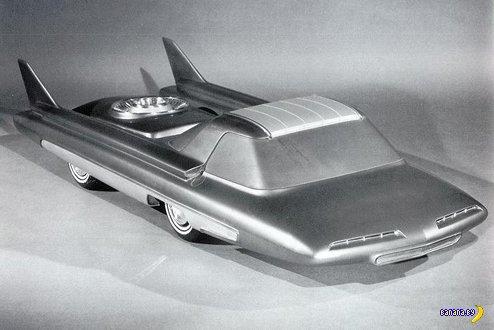 Взгляд на сегодняшние машины из прошлого