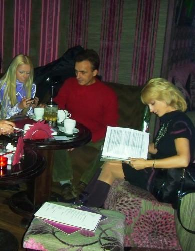 Валерия Лукьянова показала свою семью