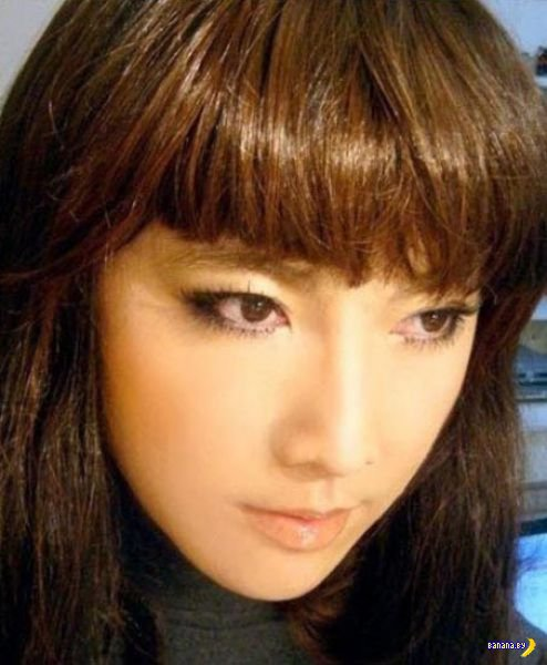 Секрет красивой китаяночки