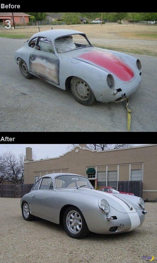 Вторая жизнь старых машин