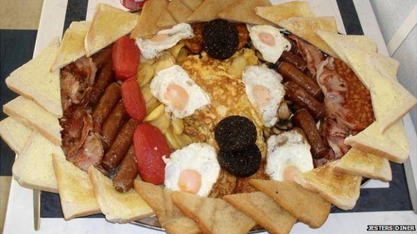Завтрак для чемпиона