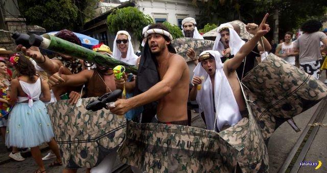 Карнавал в Рио - много фото