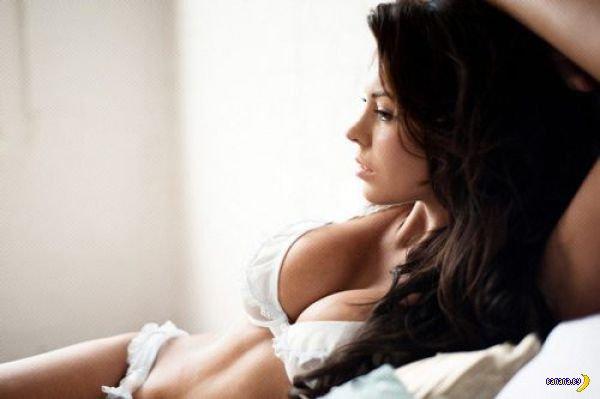 Красивые девушки в нижнем белье - 4