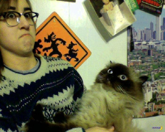 Животный мир - 7. Я и мой придурок-хозяин