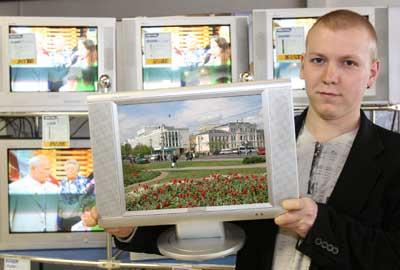 Белорусы все чаще покупают небелорусские товары